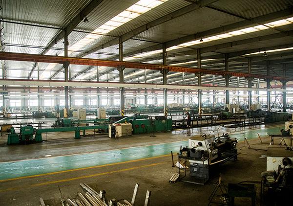 轧管机生产线