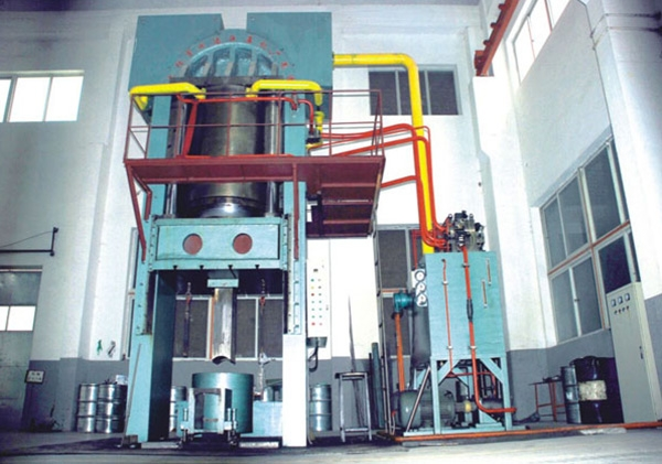 3000吨液压机