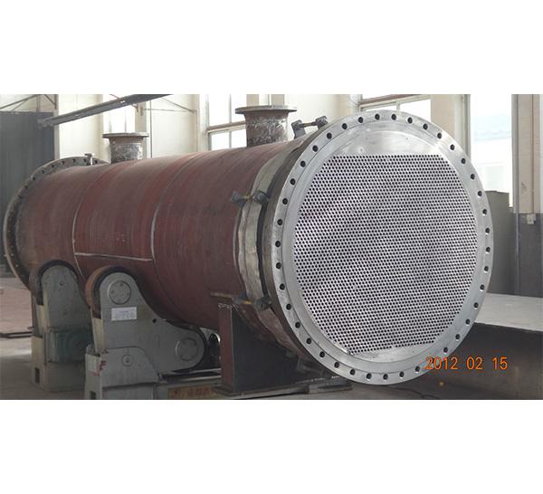Zr2 锆管换热器