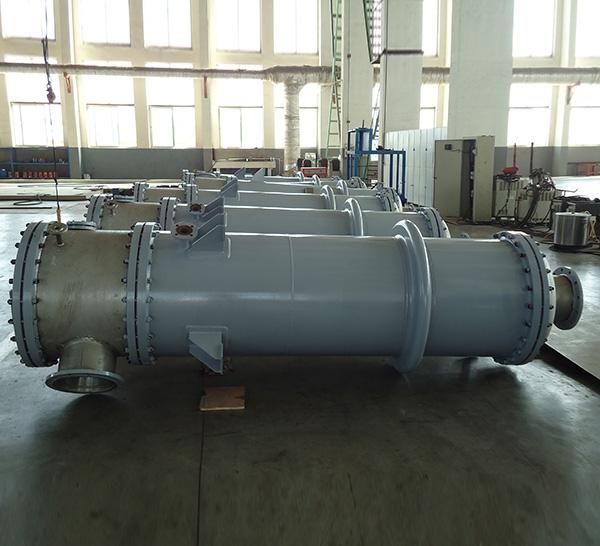 TA2 钛换热器